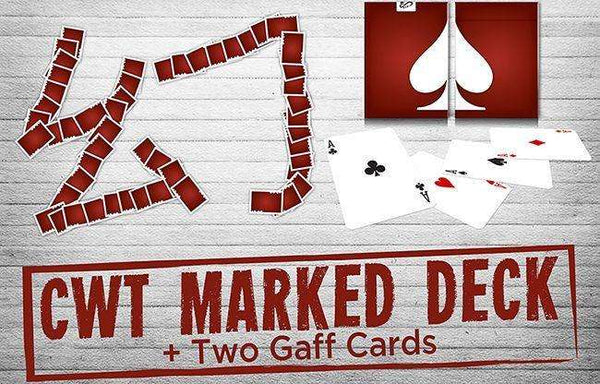 CWT Marked Playing Cards Deck - PlayingCardDecks.com