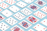 MailChimp Playing Cards  USPCC - Black & Red