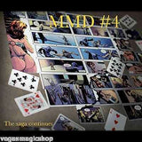 MMD #4 Comic Playing Cards Deck USPCC:PlayingCardDecks.com
