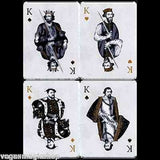 British Monarchy King Henry VIII Playing Cards Deck - PlayingCardDecks.com
