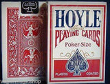 Hoyle Standard Red & Blue Deck Set Playing Cards:PlayingCardDecks.com