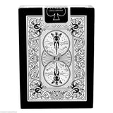 Black Reversed Back Bicycle Playing Cards - PlayingCardDecks.com