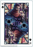 Synthesis Blue Bicycle Playing Cards Deck:PlayingCardDecks.com