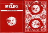 Les Méliés Red Eclipse Playing Cards USPCC:PlayingCardDecks.com