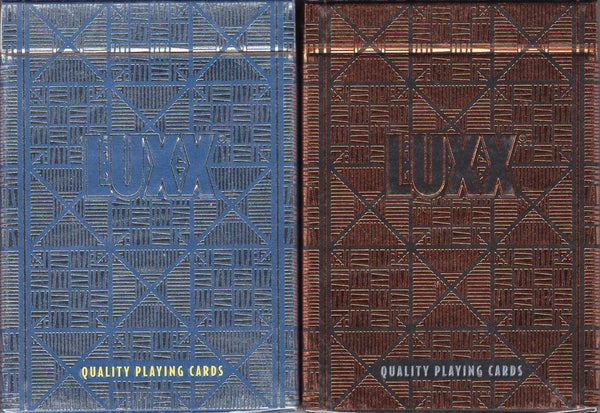 LUXX Greille Playing Cards LPCC:PlayingCardDecks.com