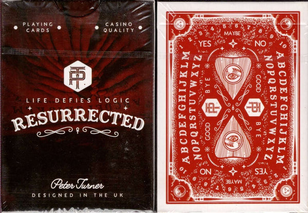 Resurrected Marked Playing Cards:PlayingCardDecks.com