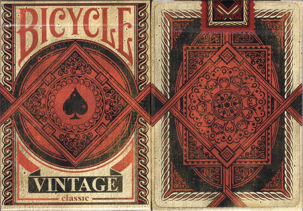 Vintage Classic Bicycle Playing Cards:PlayingCardDecks.com
