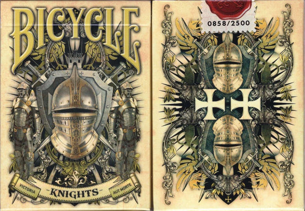 Knights Bicycle Playing Cards:PlayingCardDecks.com