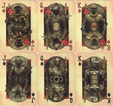 Knights Bicycle Playing Cards