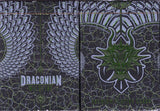Draconian Wildfire Playing Cards LPCC - PlayingCardDecks.com