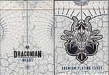 Draconian Wight Playing Cards LPCC - PlayingCardDecks.com