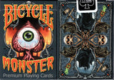 Monster Bicycle Playing Cards:PlayingCardDecks.com
