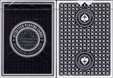 Jetsetter Premier Private Reserve Jet Black Playing Cards EPCC:PlayingCardDecks.com