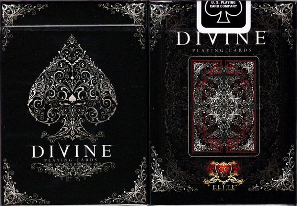 Divine Playing Cards USPCC - PlayingCardDecks.com