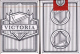 Victoria Playing Cards EPCC:PlayingCardDecks.com