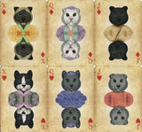 Friendly Felines Playing Cards USPCC - PlayingCardDecks.com