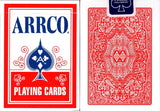 ARRCO Playing Cards USPCC - Blue & Red - PlayingCardDecks.com