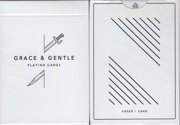 Grace & Gentle Playing Cards USPCC:PlayingCardDecks.com