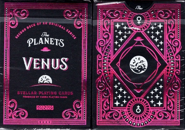 The Planets: Venus Playing Cards USPCC:PlayingCardDecks.com