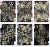 Strigiformes Owl Bicycle Playing Cards:PlayingCardDecks.com