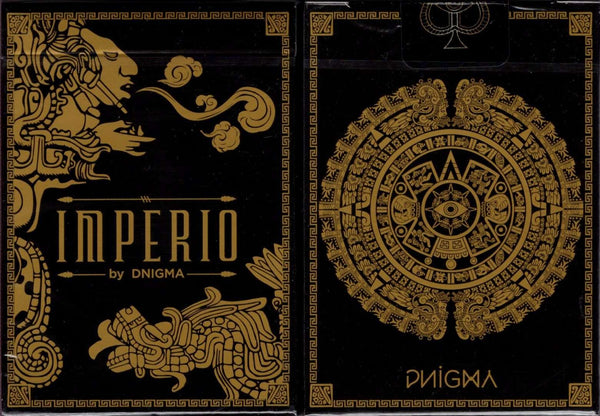 Imperio Night Playing Cards USPCC:PlayingCardDecks.com
