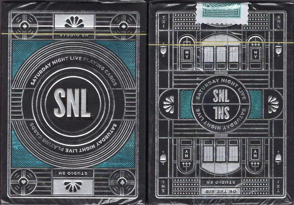 SNL Saturday Night Live Playing Cards Poker Size Deck USPCC:PlayingCardDecks.com