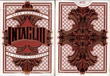 Intaglio Playing Cards EPCC - 3 Colors