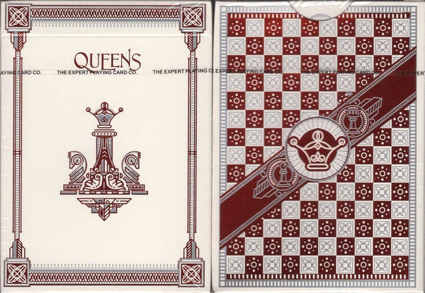 Queens Playing Cards EPCC:PlayingCardDecks.com