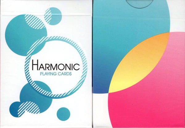 Harmonic Playing Cards USPCC Tuck Case