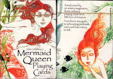 Mermaid Queen Playing Cards Tuck Case