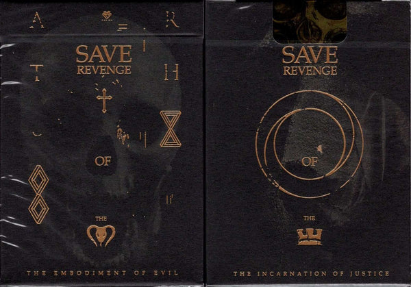 Save Playing Cards USPCC Tuck Box