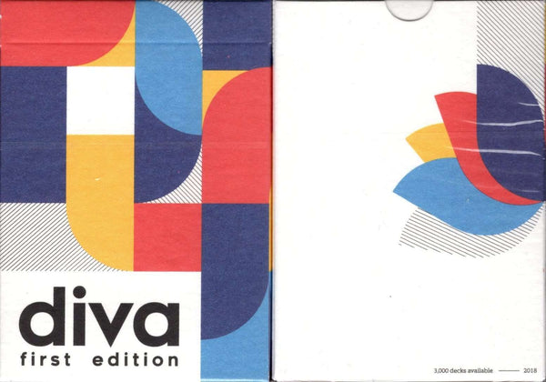 Diva Playing Cards Cartamundi - PlayingCardDecks.com
