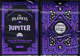 The Planets: Jupiter Playing Cards USPCC Tuck Case