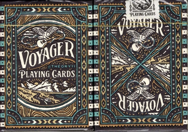 Voyager Playing Cards USPCC
