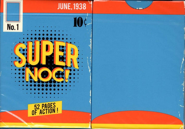Super NOC! v1 Playing Cards USPCC
