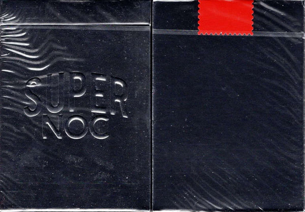 NOCs of Steel Silver Playing Cards USPCC