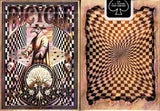 Karnival Delirium Bicycle Playing Cards