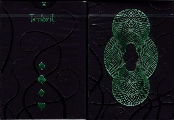 Tendril Ascendant v2 Playing Cards USPCC