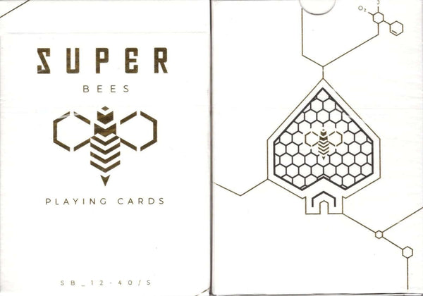 Super Bees Playing Cards Cartamundi