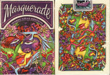 Masquerade Mardi Gras Edition Playing Cards USPCC