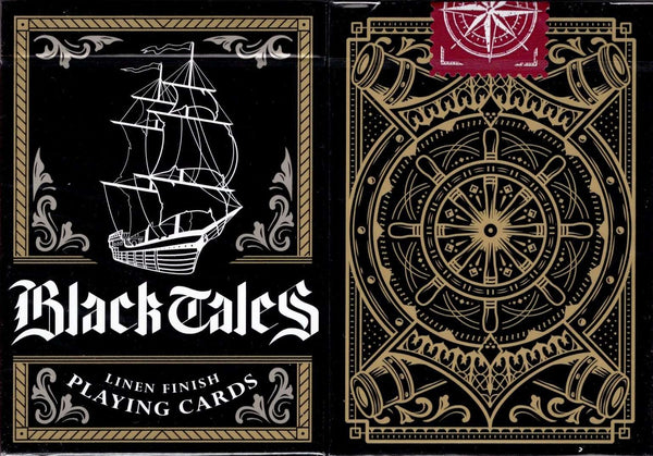 Black Tales Playing Cards USPCC