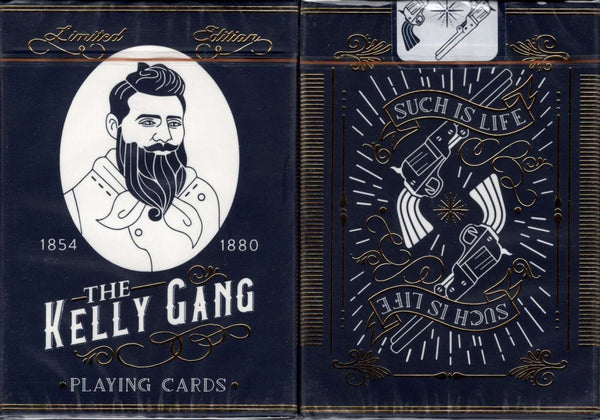 The Kelly Gang Playing Cards NPCC