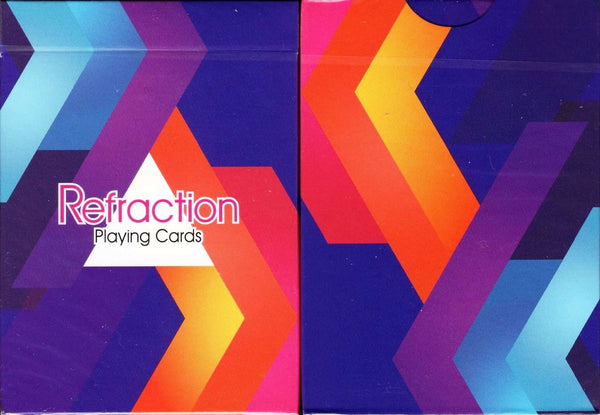 Refraction Playing Cards USPCC