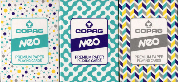 Copag Neo v2 Playing Cards Cartamundi - 3 Editions
