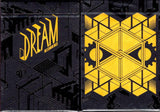 Dream Recurrence Deluxe Playing Cards USPCC: Exuberance - Yellow