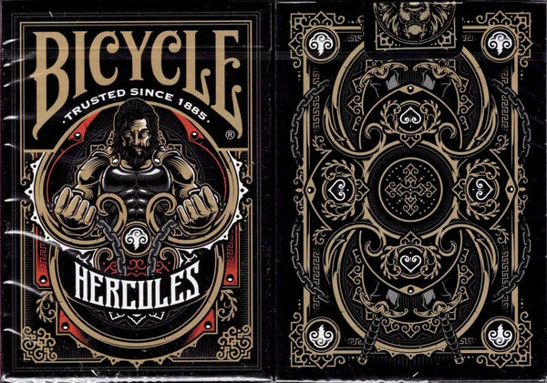 Hercules Bicycle Playing Cards