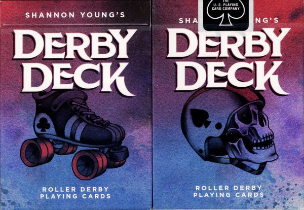 Derby Deck Playing Cards USPCC
