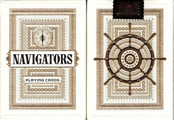 Navigators Playing Cards USPCC