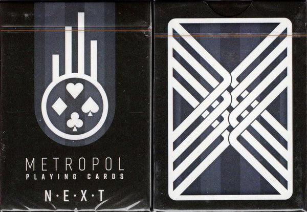 Metropol NEXT Playing Cards EPCC