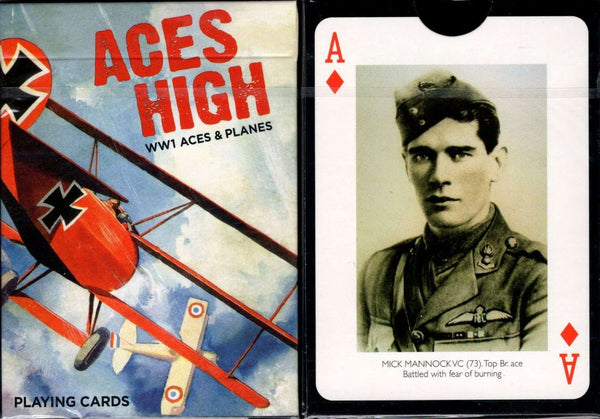 Piatnik WWI Aces High Playing Cards